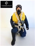RC Pilot Figure WWII British RAF