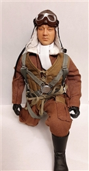 1/5~1/6 WWII Japanese RC Pilot Figure 2