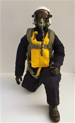 1/7~1/8 Korean Era RC Jet Pilot Figure