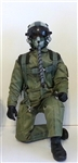 1/5~1/6 Modern Jet RC Pilot Figure (Green)