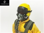 1/5~1/6 Modern Jet RC Pilot Figure (Yellow)